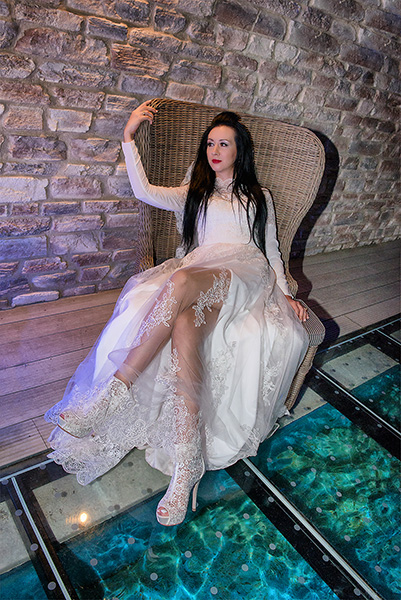 Maria Athanasiou wedding