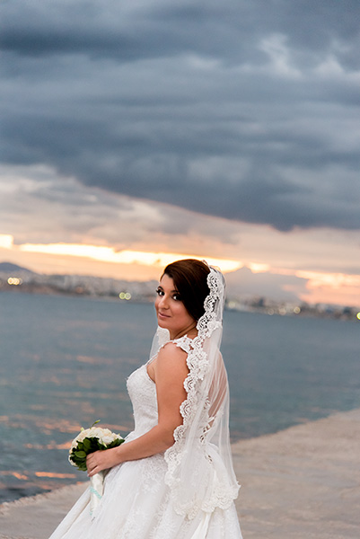 Φωτογράφος γάμου νύφης Φάληρο Αθήνα