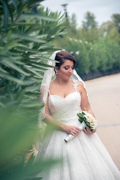 Φωτογράφιση γάμου νύφης Φάληρο Αθήνα