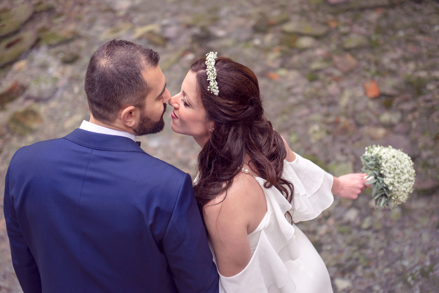 Φωτογράφιση γάμου Τέμπη Λάρισα