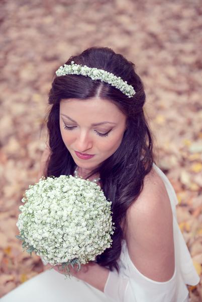 Φωτογράφος γάμου Λάρισα Τέμπη νύφη