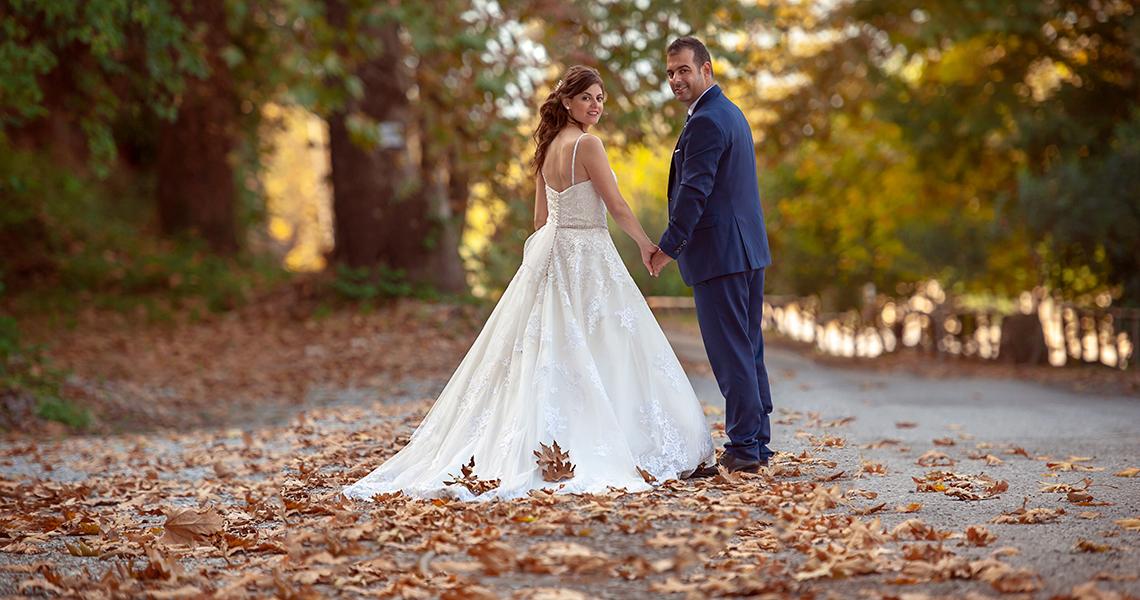 Φωτογράφιση γάμου Πλαταμώνας next day νύφη γαμπρός