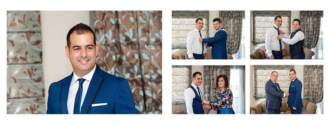 Φωτογράφιση Γάμου Γιώργος & Φωτεινή Ψηφιακό Άλμπουμ