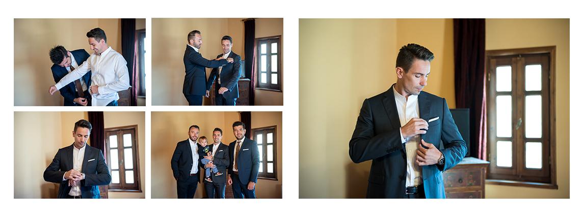 Φωτογράφιση Γάμου Χρήστος & Ευγενία Ψηφιακό Άλμπουμ